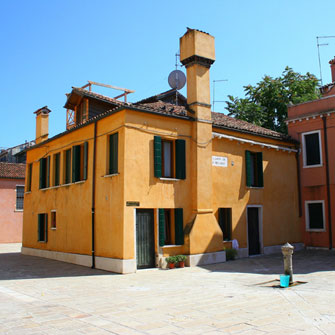 Guesthouse in Venice